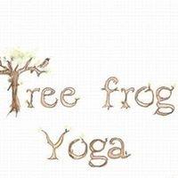 Tree Frog Yoga