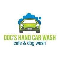 Doc's Hand Car Wash Cafe & Dog Wash