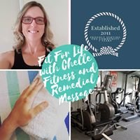 Fit For Life with Chelle, Fitness and Remedial Massage