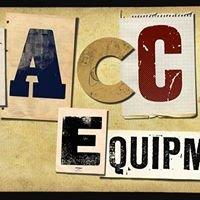 Bacci's Equipment