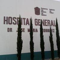 Hospital General de Ecatepec Dr. José Maria Rodríguez