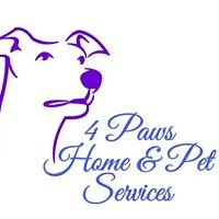 4 Paws Home & Pet Services