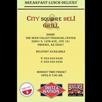 City Square Deli & Grill