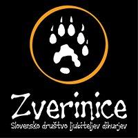 Zverinice - Slovensko društvo ljubiteljev dihurjev
