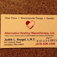 Alternative Healing Massotherapy,Ltd.