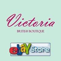 Victoria British Boutique