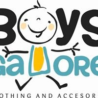 Boys Galore Clothing and Accessories