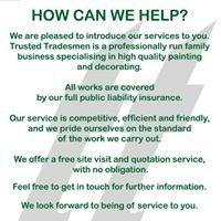 Trusted Tradesmen