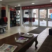 Gold Scissors Barber Shop