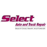 Select Towing and Auto Repair