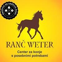 CKPP na ranču Weter