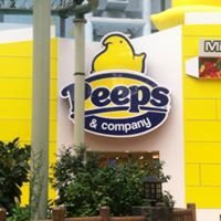 The Peeps Store At The Mall Of America