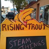The Rising Trout Cafe and Bookstore