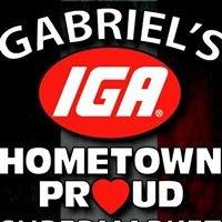 Gabriel's Supermarket