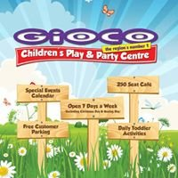 Gioco Children's Play & Party Centre St Helens