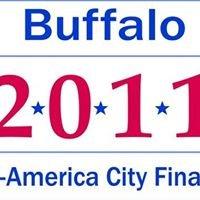 Buffalo, NY 2011- All America City Finalist