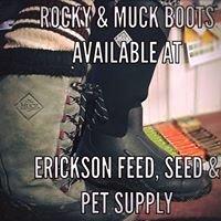 Erickson Feed, Seed & Pet Supply
