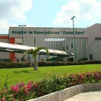 """Hospital Regional de Alta Especialidad """"Ciudad Salud"""""""