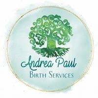 Andrea Paul - Birth Services