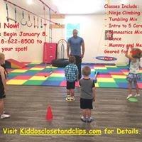 Kiddo's Closet & Clips