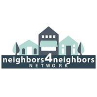 Neighbors 4 Neighbors Network