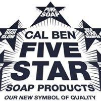 Cal Ben Five Star Soap