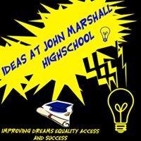 I.D.E.A.S at John Marshall HS
