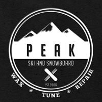 PEAK Ski and Snowboard Tuning