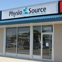 Physio Source- In Windsor Park