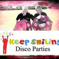 Keep Smiling Disco Parties