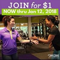 Anytime Fitness Roanoke Texas