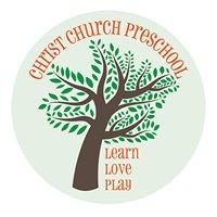 Christ Church Preschool Oxford, CT