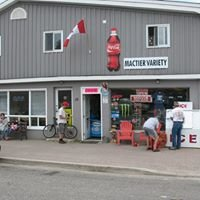 Mactier Variety and Video Store