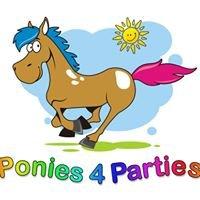 Ponies 4 Parties