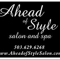 Ahead of Style Salon and Spa