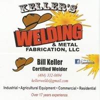 Keller's Welding and Metal Fabrication, LLC