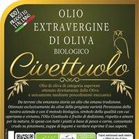 Olio Extravergine di Oliva Biologico - Olio Civettuolo