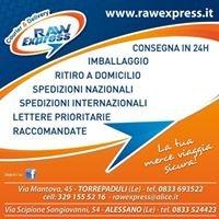Raw Express Corriere Espresso