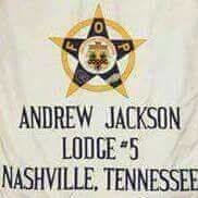 Andrew Jackson Lodge 5