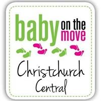 Baby On The Move - Christchurch Central