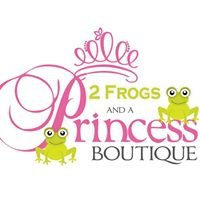 Two Frogs and a Princess Boutique