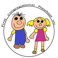 First Congregational Preschool, Inc.