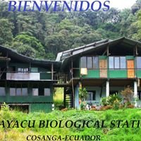Yanayacu Biological Station and Center for Creative Studies