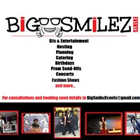 Big Smilez Event Planning & Management