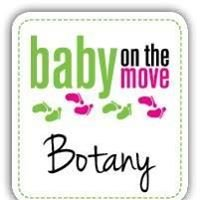 Baby On The Move - Botany