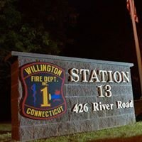 Willington Fire Department #1
