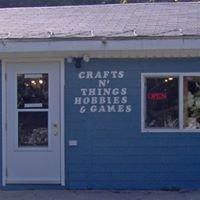 Crafts N' Things Hobbies & Games