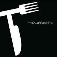 Taylor's cafe