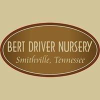 Bert Driver Nursery