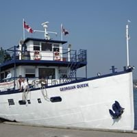 Penetanguishene 30,000 Island Cruises - MS Georgian Queen